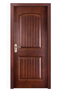 Mexin美心 卧室门简约书房门定制 实木复合烤漆室内门