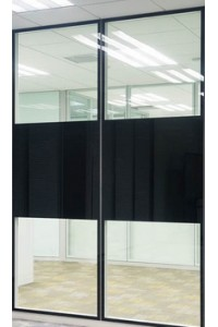 108款隐框隔断 高端玻璃隔断 隐框玻璃隔断