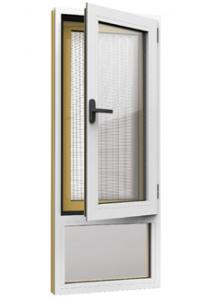 罗普斯金KA30节能双层平开窗