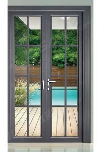 致尚折叠门 室内铝合金门大折门系列