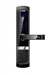 巨力智能锁96型 全自动指纹锁 防盗门密码锁 电子门锁