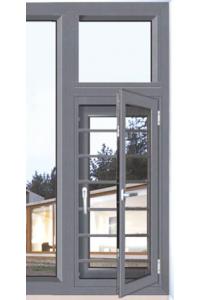 艾臣门窗 铝合金窗 A65系统节能防盗窗