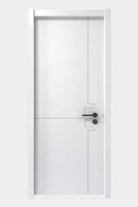 尚品本色木门免漆室内门 卧室门 家用复合实木套装门9049