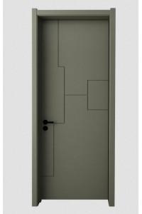 静音门 实木复合门 房间门 室内卧室门 定制隔音木门