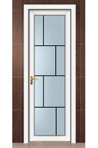 美之选门窗-室内门-推拉门-卫生间门-德美系列平开门