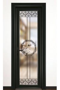铝合金推拉门 厨房阳台门 卫生间门 客厅门-RI·爵