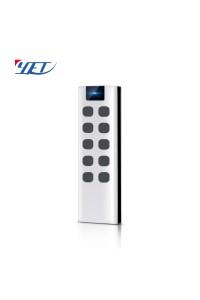 厂家定制 远距离自动门窗帘遥控灯 1-10键无线遥控器